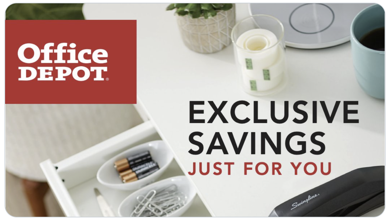 The best Labor Day Sales and savings just for you from Office Depot