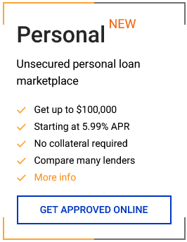 Personal unsecured loans for investors, apply online today