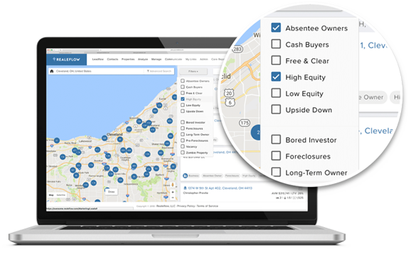 Use software to find motivated seller leads for real estate investing