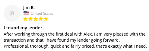 Review of Hard Silver hard money loans by Jim