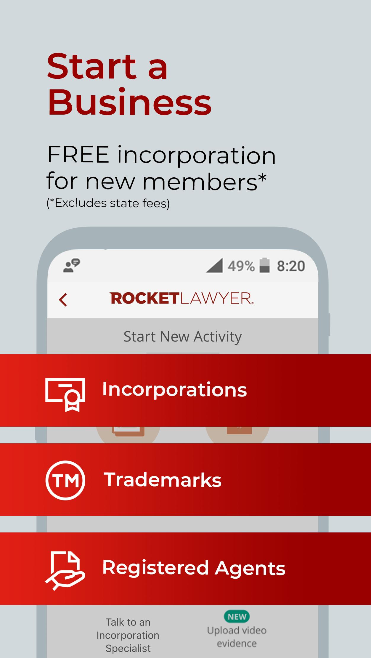 Get Fast Asset Protection with Rocket Lawyer. Try It Free For 14 Days