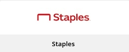 Get discounts at Staples