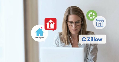 Promote your properties online to multiple listing sites with Realeflow software for real estate investing